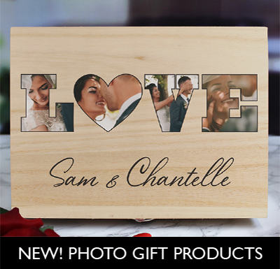 New! Photo Gifts Products